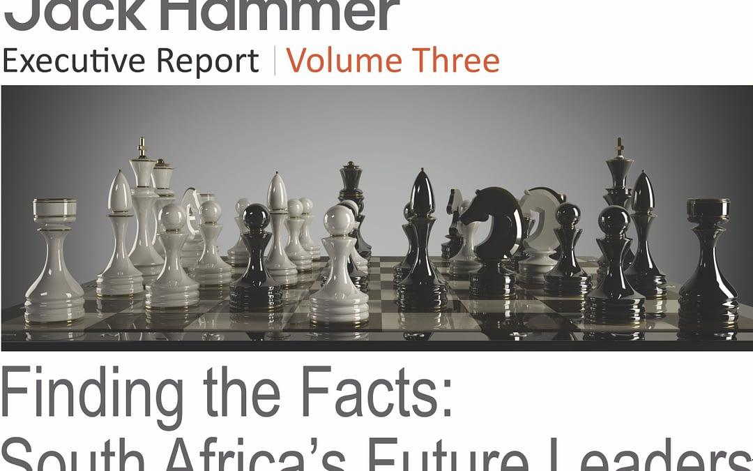 Jack Hammer Executive Report Three